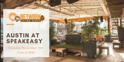 Network After Work Austin at Speakeasy
