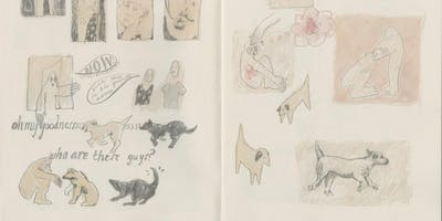 Spring 2020 – Narrative Drawing- Telling Stories with our Bodies