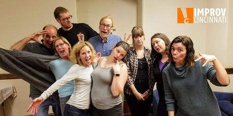 Intro to Improv Workshop tickets