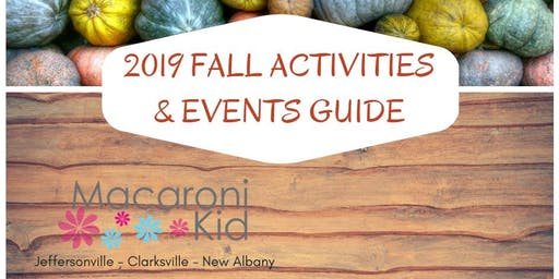 FREE Guide to Southern Indiana's 2019 Fall Activities & Events