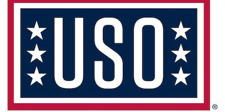 USO Volunteer Orientation tickets