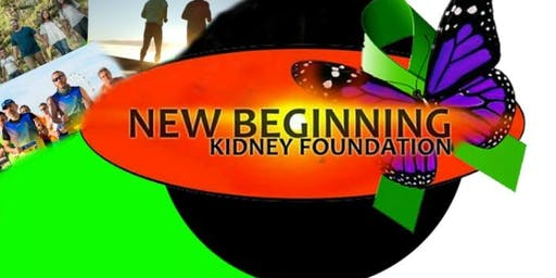 New Beginning Kidney Foundation Walking For Kidney Health Awareness
