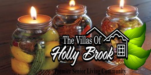 Villas of Holly Brook Craft Lunch & Learn