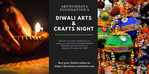 Diwali Arts & Crafts Night