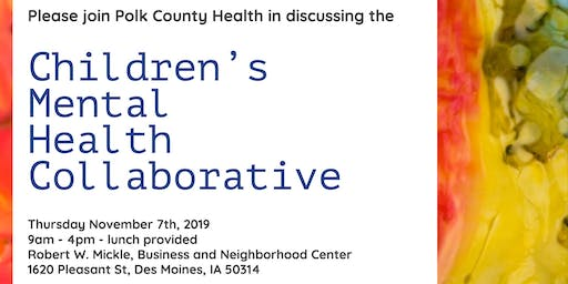 Children's Mental Health Collaborative