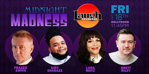 Kiry Shabazz, Lara Beitz, and Brett Riley - Midnight Madness