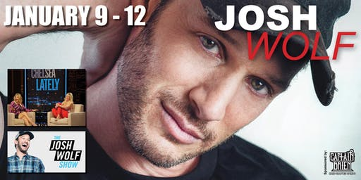 Comedian Josh Wolf Comedy Tour in Naples, Florida