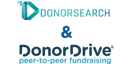 DonorSearch + DonorDrive Partnership