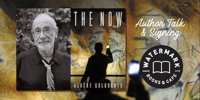 An Evening with Wichita Author Albert Goldbarth