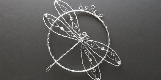 Wire Dragonfly Project