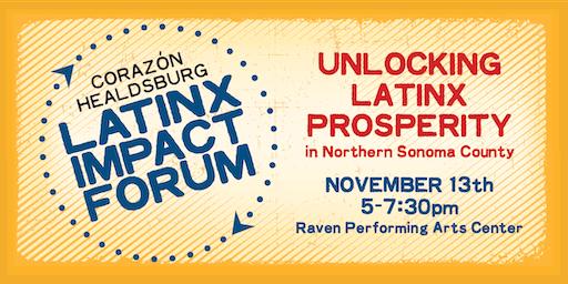 Postponed: Latinx Impact Forum
