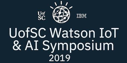 UofSC Watson IoT & AI Symposium 2019