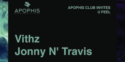U Feel invites Jonny N' Travis