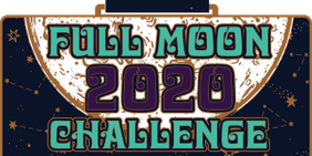 2020 Full Moon Running and Walking Challenge -Raleigh