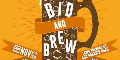 Bid & Brew 6th Annual Silent Auction Event