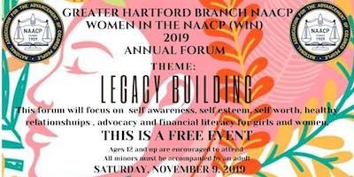 WIN 2019 Legacy Building Forum