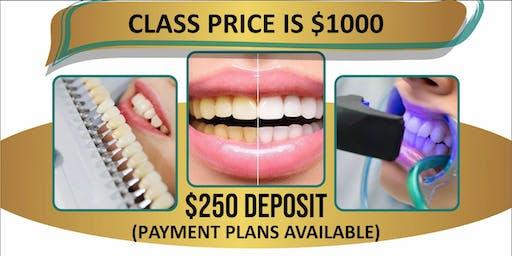Professional Teeth Whitening Certification