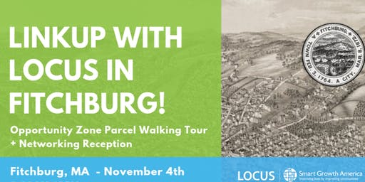 LOCUS Opportunity Zone Academy LinkUp: Fitchburg