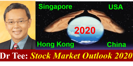 Dr Tee: Stock Market Outlook 2020 with High Dividend Blue Chip Stocks tickets