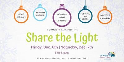 Share the Light - A Christmas Open House (Pre-registration)
