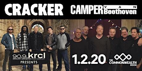 Cracker & Camper Van Beethoven tickets