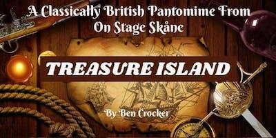 Treasure Island: a pantomime by Ben Crocker