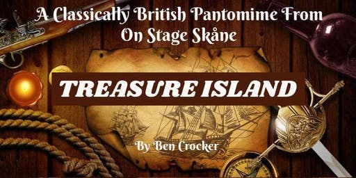 Treasure Island: a pantomime by Ben Crocker