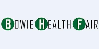 2020 Bowie Health Fair