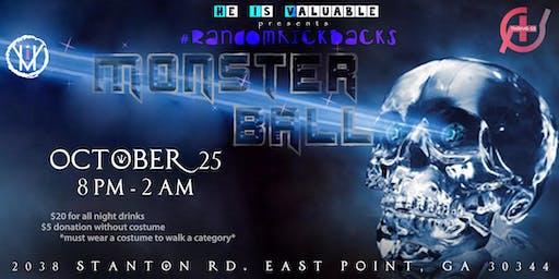 #RandomKickback : Monster Ball