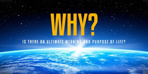 WHY? Is There An Ultimate Meaning And Purpose Of Life? [Mohammed Hijab]