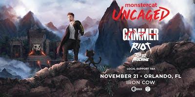 Alliance Presents: Monstercat Uncaged - Gammer, RIOT & Tokyo Machine
