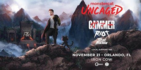 Alliance Presents: Monstercat Uncaged - Gammer, RIOT & Tokyo Machine tickets
