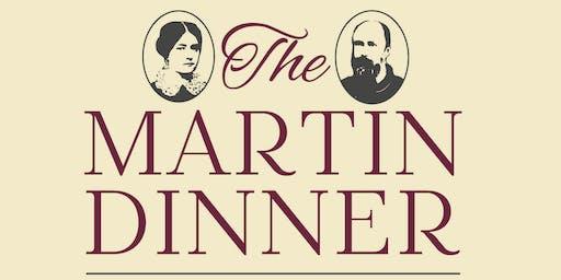 The Martin Dinner