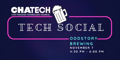 Tech Social: Pint Night at OddStory