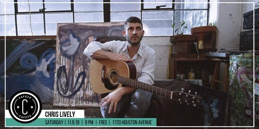 Cafeza Sessions - Chris Lively