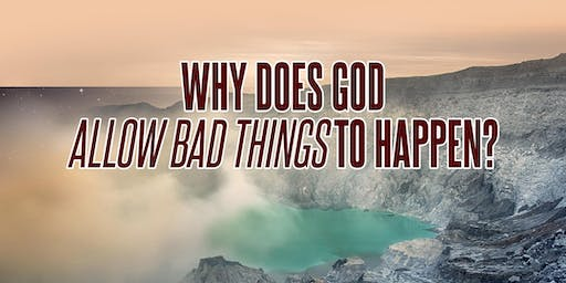 Why Does God Allow Bad Things To Happen? [Mohammed Hijab]