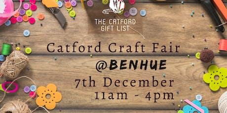 Catford Craft Fair 2019 tickets