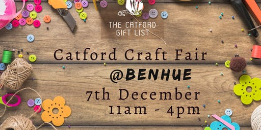 Catford Craft Fair 2019