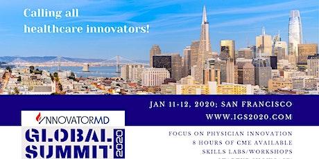 InnovatorMD Global Summit 2020 tickets