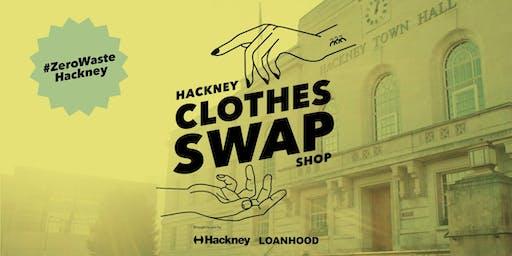 Hackney Clothes Swap Shop - Zero Waste Hackney