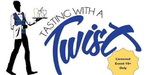 Tasting with a Twist