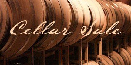 Fall White Wine Cellar Sale