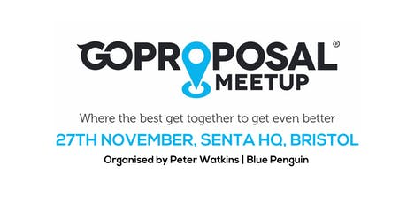 GoProposal Meetup - South West tickets