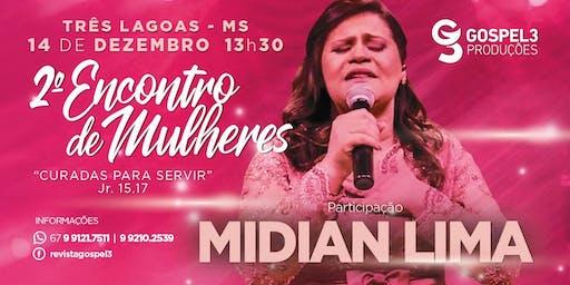 II ENCONTRO GOSPEL3 DE MULHERES NOTÁVEIS