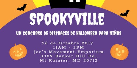 Spookyville: A Halloween Kids Costume Contest & Parade tickets