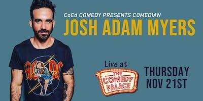 Comedian Josh Adam Myers