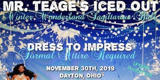 Mr. Teage's Iced Out Winter Wonderland Sagitarius Ball
