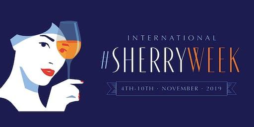 La Competición de Venencia – DC's First Sherry Venenciador Competition