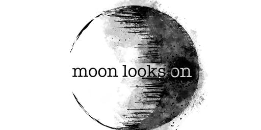 "Moon Looks On - single release- ""Friends Keep Dropping"""