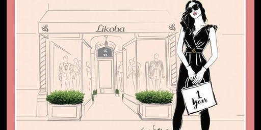 LIKOBA® 1 Year Anniversary Red Carpet/ FASHION SHOW/CHARITY